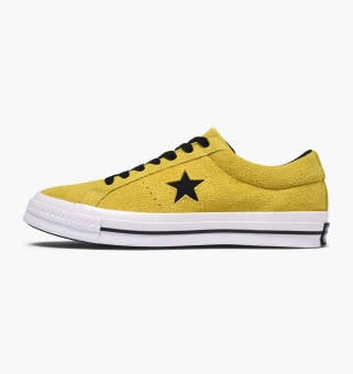 Converse One Star Ox (163245C) gelb