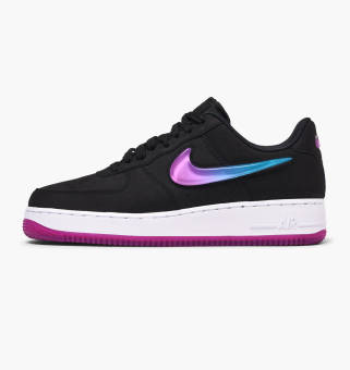 Nike Air Force 1 07 Premium 2 (AT4143-001) schwarz