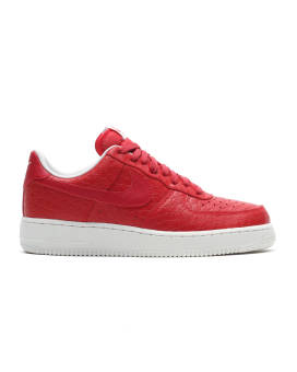 Nike Air Force 1 07 LV8 action red (718152-606) rot