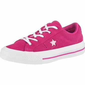 Converse One Star Star OX (663588C) pink