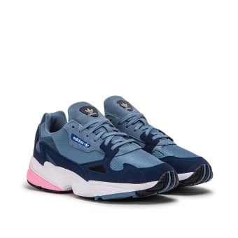 adidas Originals Falcon W (D96699) blau