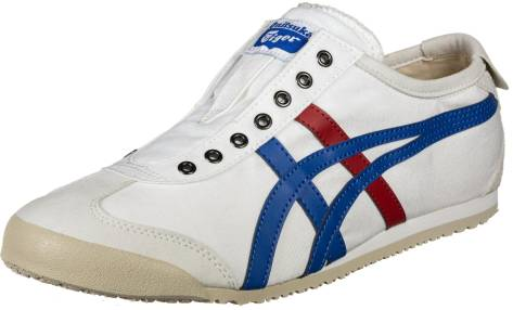 Asics Tiger Mexico 66 Slip on (D3K0N 0143) weiss