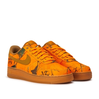 Nike Air Force 1 07 LV8 Realtree 3 Camo (AO2441-800) orange