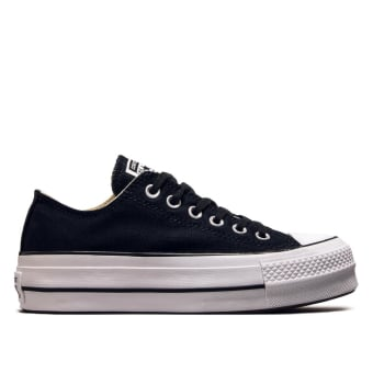 Converse Chuck Taylor All Lift Star Ox (560250C) schwarz
