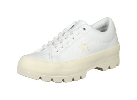 Converse One Star Lugged Ox W (563426C 102) weiss