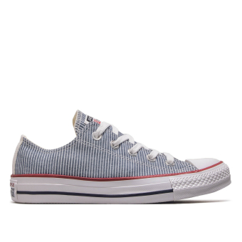 Converse CT AS OX Mason  White Strip (163983C) blau