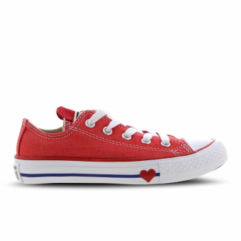 Converse Chuck Taylor All Star OX (363706C) rot