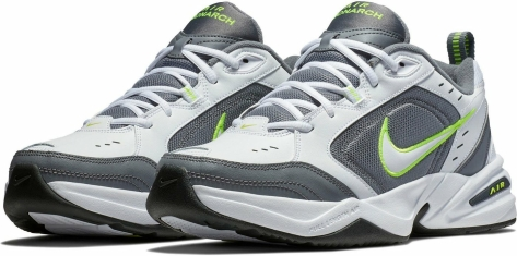 Nike Air Monarch IV (415445-100) grau