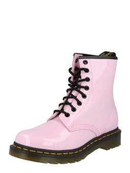 Dr. Martens 1460 Patent Boots (26425322) pink