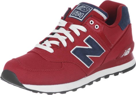 New Balance Ml574 (417571-60 4) rot