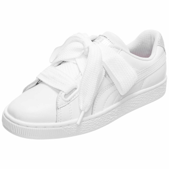 Puma Basket Heart Bio Hacking in weiss 369223 01 | everysize
