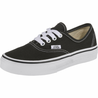 Vans Authentic kids (VWWX6BT) schwarz