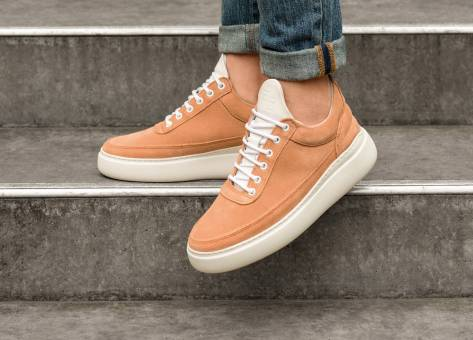 Filling Pieces Low Top Angelica Khromat (35827221008) pink