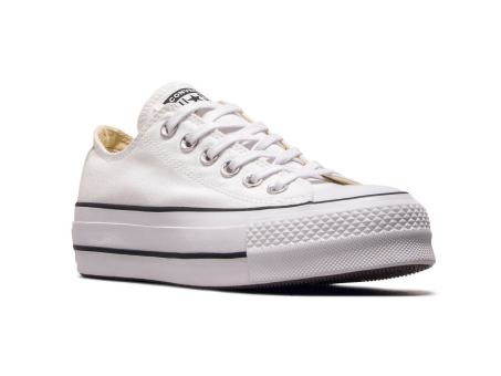 Converse Chuck Taylor All Star Lift OX in weiss 560251C