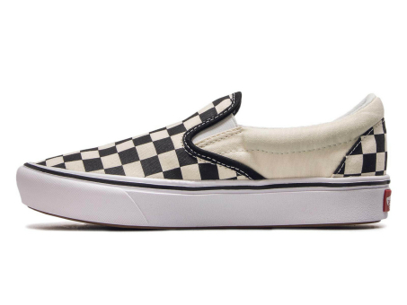 Vans ComfyCush Slip On (VN0A3WMDVO41) weiss