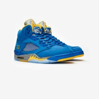 NIKE JORDAN Air 5 Laney JSP (CD2720-400) blau