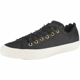 Converse Chuck Taylor All Star Frilly Thrills Low (563516C) schwarz