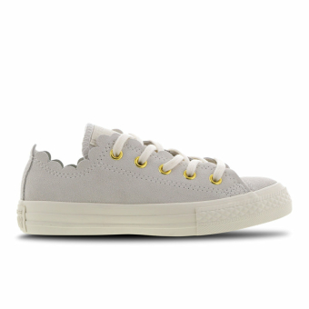 Converse Chuck Taylor All Star Frilly Thrills (363697C) weiss