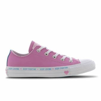 Converse Chuck Taylor All Star Love The Progress Low Top (164559C) pink