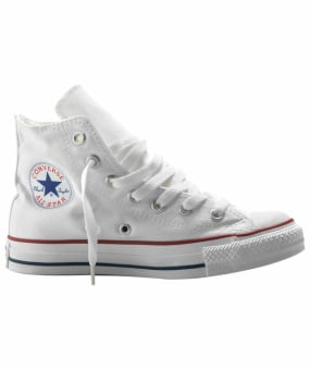 Converse Sneaker Chucks AS Core white HI (M7650C AS CORE HI OPTCL WHT) weiss