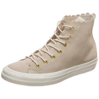Converse Chuck Taylor All Star Frilly Thrills (563421C) braun