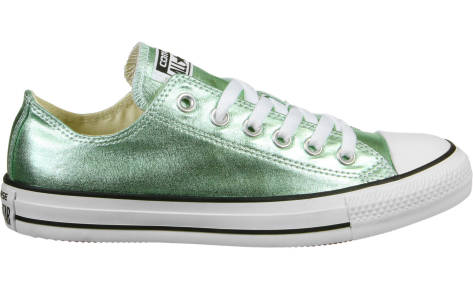 Converse All Star Ox (154038C) grün