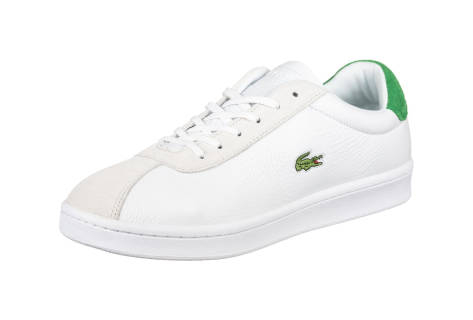 Lacoste Masters (37SMA0034082) weiss