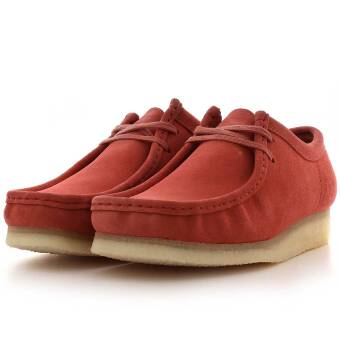 Clarks wallabee boot (261391757) rot