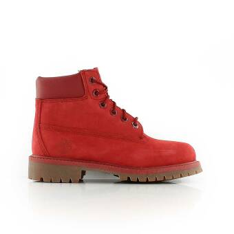 Timberland junior 6 premium waterproof boot (CA14TE) rot