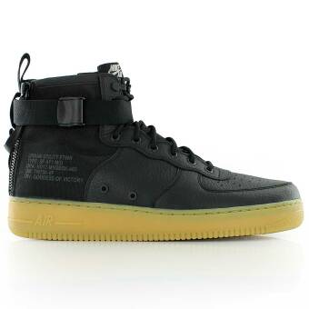 Nike SF Air Force 1 Mid (917753-003) schwarz