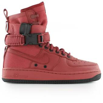 Nike SF Air Force 1 (857872-600) rot