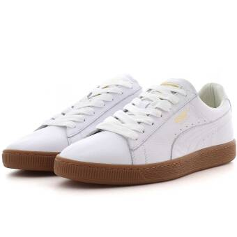 PUMA Basket Classic Gum Deluxe (366612 02) weiss