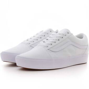 Vans ComfyCush Old Skool (VN0A3WMAVNG) weiss