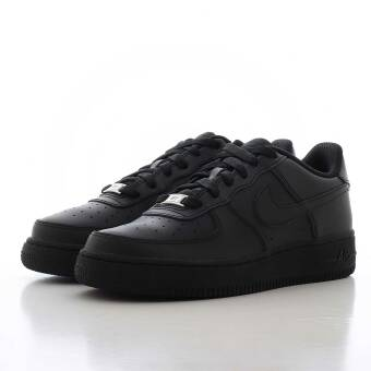 Nike Air Force 1 GS (314192-009) schwarz