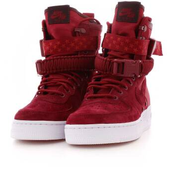 Nike w Wmns SF Air Force 1 (857872-601) rot