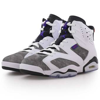 NIKE JORDAN air 6 Retro ltr (CI3125-100) weiss