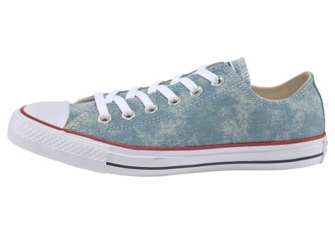 Converse Chuck Taylor All Star Ox in blau 163959C | everysize