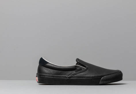 Vans OG Slip-On 59 LX (Leather/ Suede) (VN0A38FZ69E1) schwarz