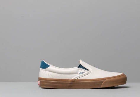 Vans OG Slip-On 59 LX (Leather/ Suede) (VN0A38FZVOJ1) rot