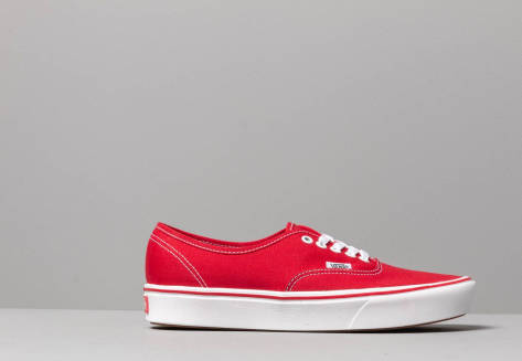 Vans ComfyCush Authentic (Classic) (VN0A3WM7VNF1) rot