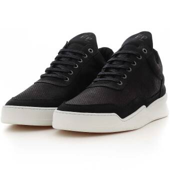 Filling Pieces low top ghost microlane (0252221418610) schwarz