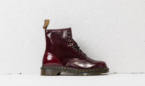 Dr. Martens 1460 Cambridge Brush (23756600 vegan 1460) rot