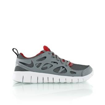 Nike Free Run 2 Gs (443742-035) grau