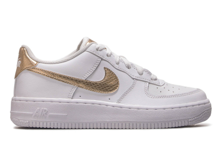 on sale 78aed f3a2f Nike Air Force 1 EP GS AV5047 100   weiss
