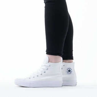 Converse Chuck Taylor All Star II Hi (150148C.D) weiss