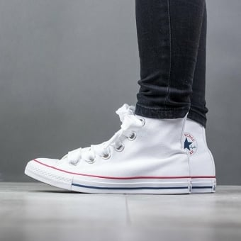Converse Chuck Taylor All Star Big Eyelets Hi (559933C) weiss