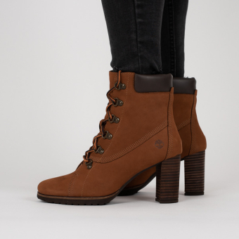 Timberland Leslie Anne Lace-Up Boot (A1S9A) braun