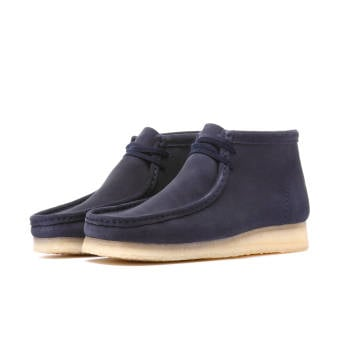Clarks Wallabee Boot (SFS60645200039) blau