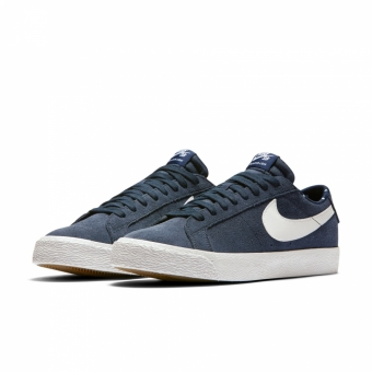 Nike Zoom Blazer Low (864347-419) blau