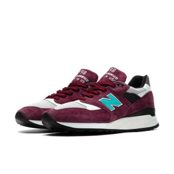 New Balance M998AWC Made in USA (702141-60-18) rot